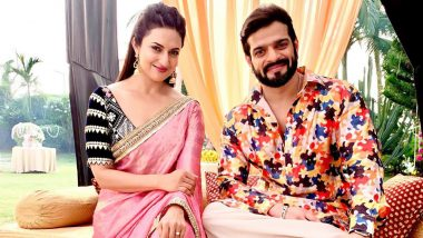 Karan Patel Shuts Down Rumours Of Tiff With Divyanka Tripathi, Says 'We Are Great Friends'