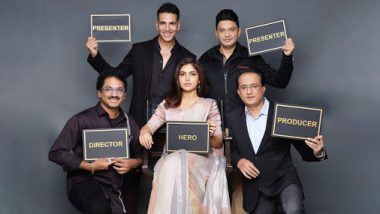 Akshay Kumar Announces The Remake Of Bhaagamathie, Durgavati, Starring Bhumi Pednekar
