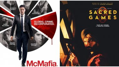 International Emmys 2019 Winners' List: No Wins for Lust Stories, Sacred Games; Nawazuddin Siddiqui's McMafia Bags Best Drama Series
