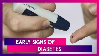 Early Warning Signs Of Diabetes That Are Easy To Ignore: World Diabetes Day 2019