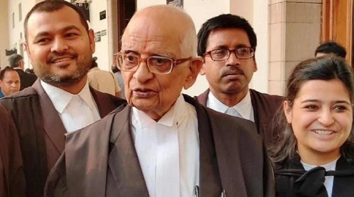 K Parasaran, the Lead Counsel for Hindu Parties, Emerges Hero in Ayodhya Land Dispute Case