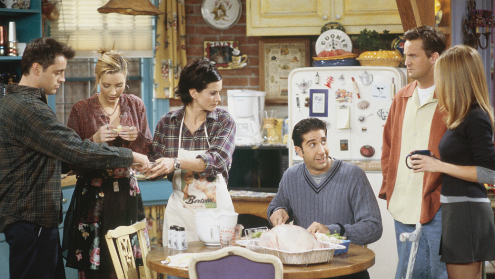 Happy Friends-Giving! USA to Air All the 'Friends' Thanksgiving Episodes Marking the Holiday Season, Excited Already?