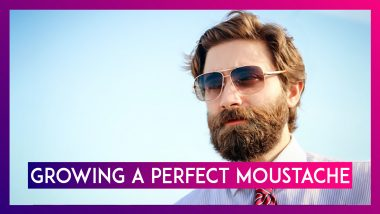 No-Shave November: How To Grow And Maintain A Moustache The Right Way