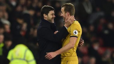 Harry Kane Writes an Emotional Tweet for Mauricio Pochettino As the Manager Quits Tottenham
