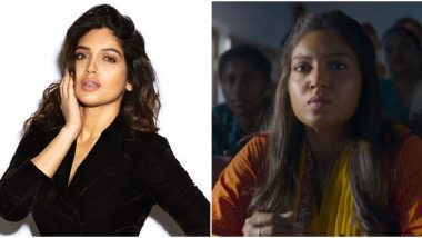 Bhumi Pednekar Reveals Everyone is Calling her 'Brave' for Playing a Dark-Skinned Character in Bala