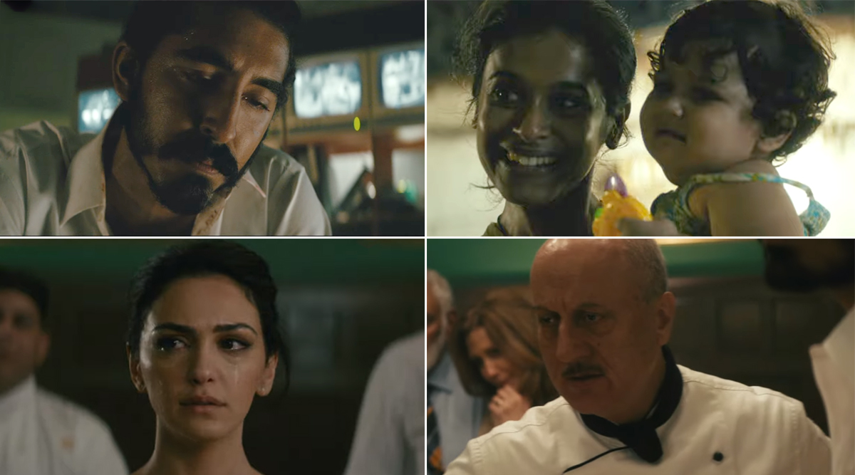Hotel Mumbai Song Humein Bharat Kehte Hain: Dev Patel and Anupam Kher's Track Will Send Chills Down The Spine