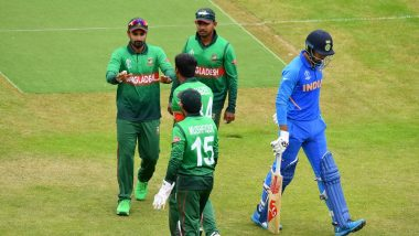 India vs Bangladesh Highlights 1st T20I Match: BAN Beats India by Seven Wickets
