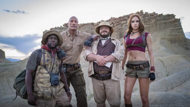 Jumanji: The Next Level Early Reactions Say Dwayne Johnson, Karen Gillan Starrer is Funnier Than the Prequel, Kevin Hart Wins Big Praises