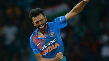Jaydev Unadkat Gets Run Out in the Most Hilarious Manner During India A vs India B Deodhar Trophy 2019 (Watch Video)