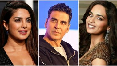 Manushi Chhillar was Only Six-Years-Old When Akshay Kumar Romanced Then Miss World Priyanka Chopra in Andaaz