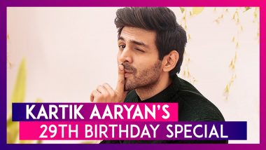 Kartik Aaryan Birthday: Uber-Cool Fashion Choices Of The Dostana 2 Star
