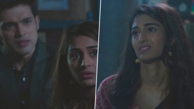 Kasautii Zindagii Kay 2 November 11,2019 Written Update Full Episode: While Komolika Tricks Anurag to Steal Romantic Moments, Prerna Gets Locked With Him in a Storeroom