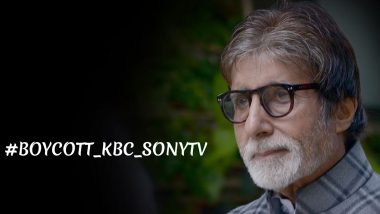 '#Boycott_KBC_SonyTv' Trends On Twitter After Amitabh Bachchan's Show Addresses Chhatrapati Shivaji Maharaj As Just 'Shivaji'