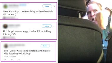 'Kidz Bop' Trends on Twitter As Viral Video of Angry Woman Ranting at Cab Driver Inspires Funny Memes