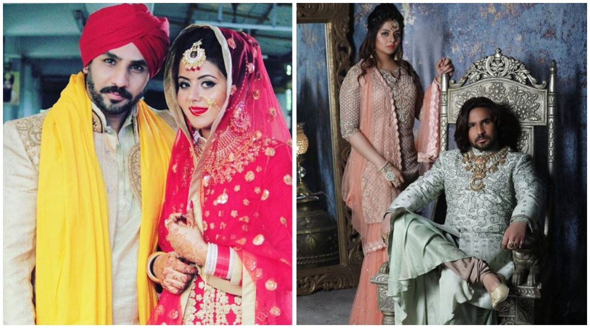 Sadda Haq Actor Krrip Kapur Suri and Wife Simran Expecting Their First Baby