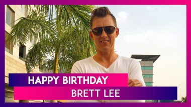 Brett Lee Birthday Special: Seven Interesting Facts About Australian Pacer As He Turns 43