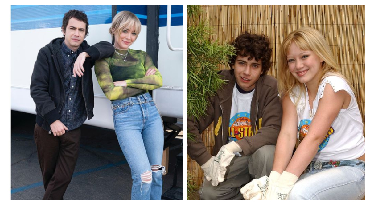 Lizzie Mcguire Reunites with Gordo for Disney Plus Reboot Series, Hilary Duff Shares Pictures With Adam Lambert