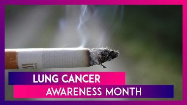 Lung Cancer Awareness Month | Smoking Cause Of Increased Deaths