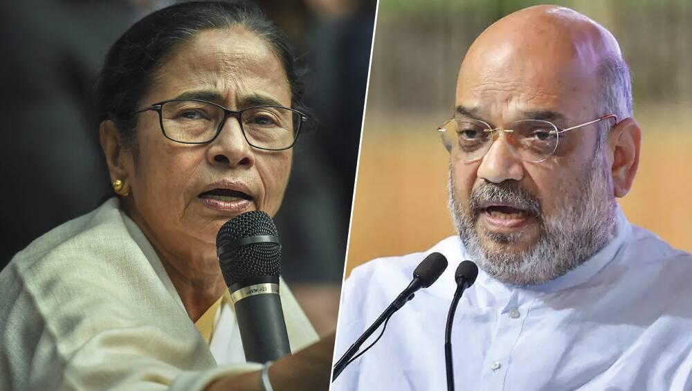 Mamata Banerjee Reiterates 'No NRC in West Bengal' After Amit Shah Announces Pan-India Implementation