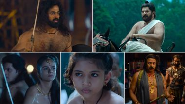 Mamangam Trailer: Mammootty Finally Dominates The New Promo of The Period Saga and We Are Loving It (Watch Video)