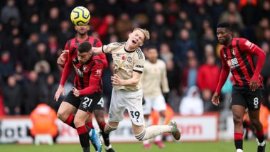 Bournemouth Beats Manchester United 1-0 in EPL 2019 Match, Twitterati Ask if Ole Gunnar Solskjaer Will be Sacked?