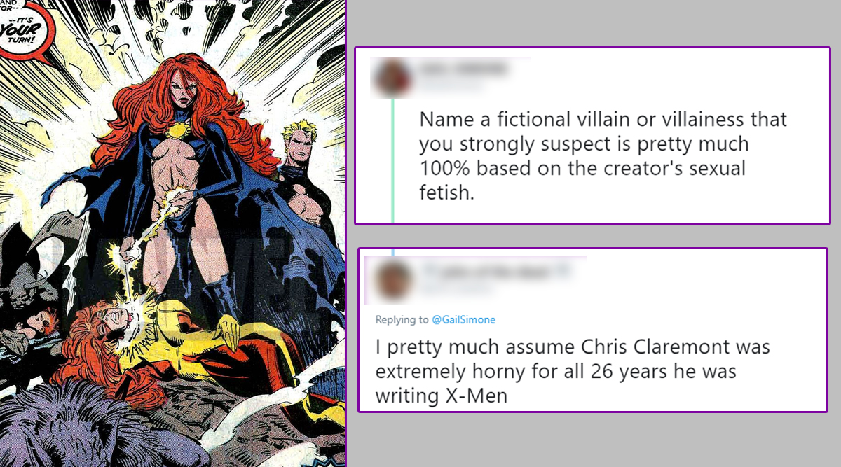 Viral Tweet Asks to Name a Fictional Villain Based on the Creator's Sexual Fetish! Netizens Only Think of Chris Claremont's Characters