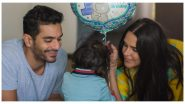 Neha Dhupia Has an Adorable Wish as Daughter Mehr Turns One (See Pic)