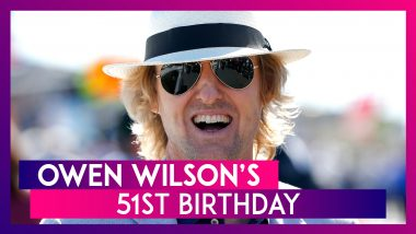 Owen Wilson Birthday- Most Enjoyable Movies Of The American Actor
