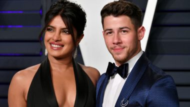 Priyanka Chopra Teases Husband Nick Jonas With the 'National Jiju' Tag, Shows How Indians React to Her Husband's Jumanji: The Next Level Entry!