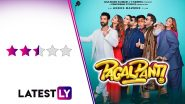 Pagalpanti Movie Review: John Abraham, Anil Kapoor, Arshad Warsi's Comedy Film Is Funny in Small Doses, but Loses Itself to Poor Writing and Cheap Patriotism