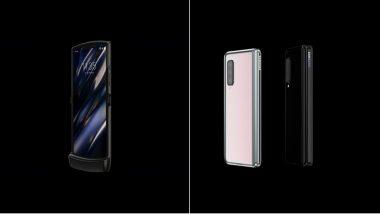 Motorola RAZR 2019 vs Samsung Galaxy Fold - Comparison; Prices, Features & Specifications