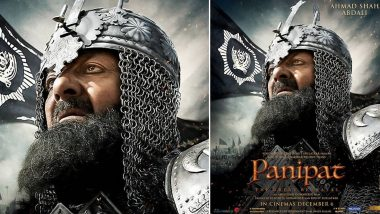 Panipat: Sanjay Dutt Looks Fierce in his First Look as Ahmad Shah Abdali (View Pic)