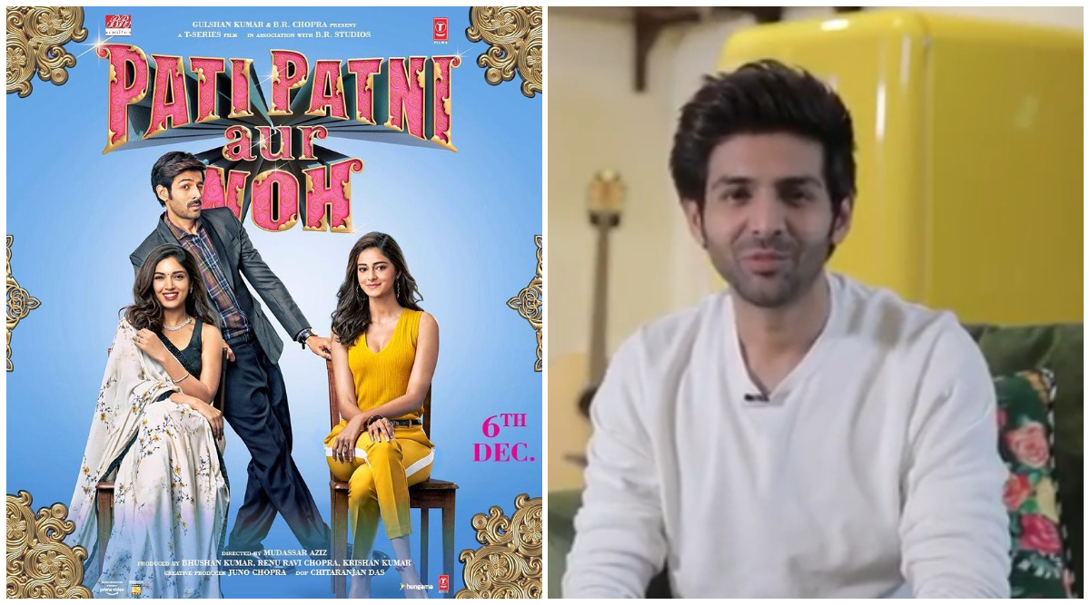 Pati Patni Aur Woh: Bhumi Pednekar Defends Her Film with Kartik Aaryan, Says 'Makers Made Sure That This Does Not Turn into a Sexist, Baseless Film'