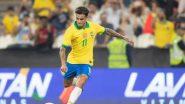 BRA vs KOR Friendly 2019 Match Result: Brazil Thrash South Korea 3-0 in International Friendlies Held at Abu Dhabi