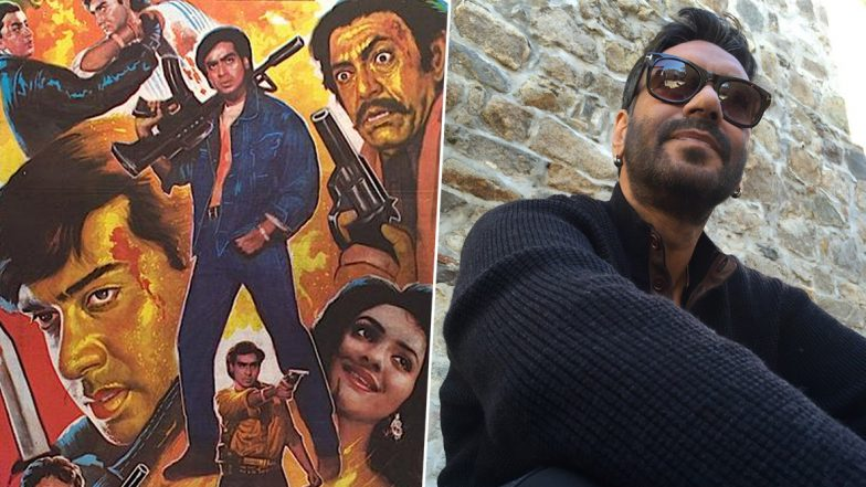 Ajay Devgn is Already Searching For a New Face For The Remake of His Debut Film Phool Aur Kaante!