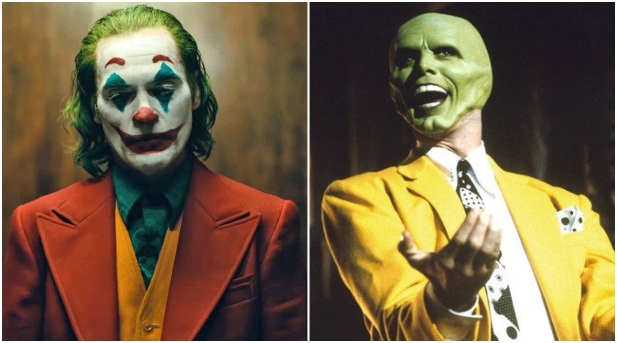 Joaquin Phoenix's Joker Beats Jim Carrey's The Mask to be the Most Profitable Comic Book Movie of all Time