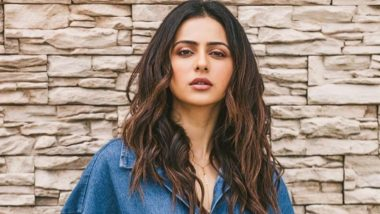 Rakul Preet Singh Shares a Tip on How To Overcome Anxiety and Stress in the Time of COVID-19 (View Pic)