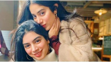 Khushi Kapoor Celebrates 19th Birthday! Janhvi Shares Unseen Pics of Her 'Lifeline' On Instagram