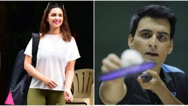 Saina Nehwal Biopic: Manav Kaul's First Look as Parineeti Chopra's Badminton Coach Is Impressive (View Pics)