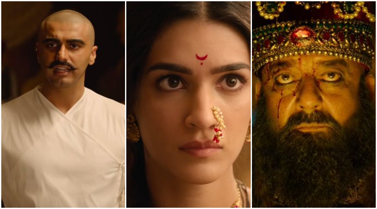 Panipat Trailer: Arjun Kapoor, Kriti Sanon, Sanjay Dutt's Film Offers Twitterati Fodder to Make Funny Memes and Jokes