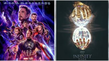 Marvel Releases 'The Infinity Saga' Poster at New York Comic Con 2019