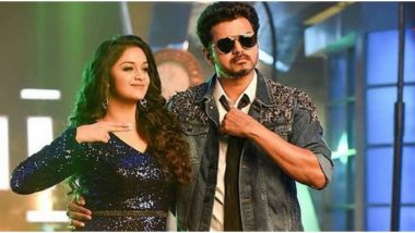 Thalapathy Vijay – Keerthy Suresh Starrer Sarkar Completes a Year, Fans Flood Twitter with #1YearOfBBSarkar