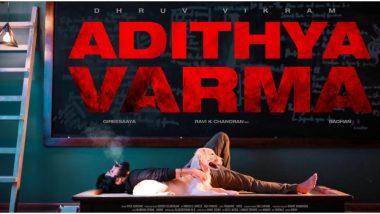 CONFIRMED! Dhruv Vikram Starrer Adithya Varma to Release on November 21