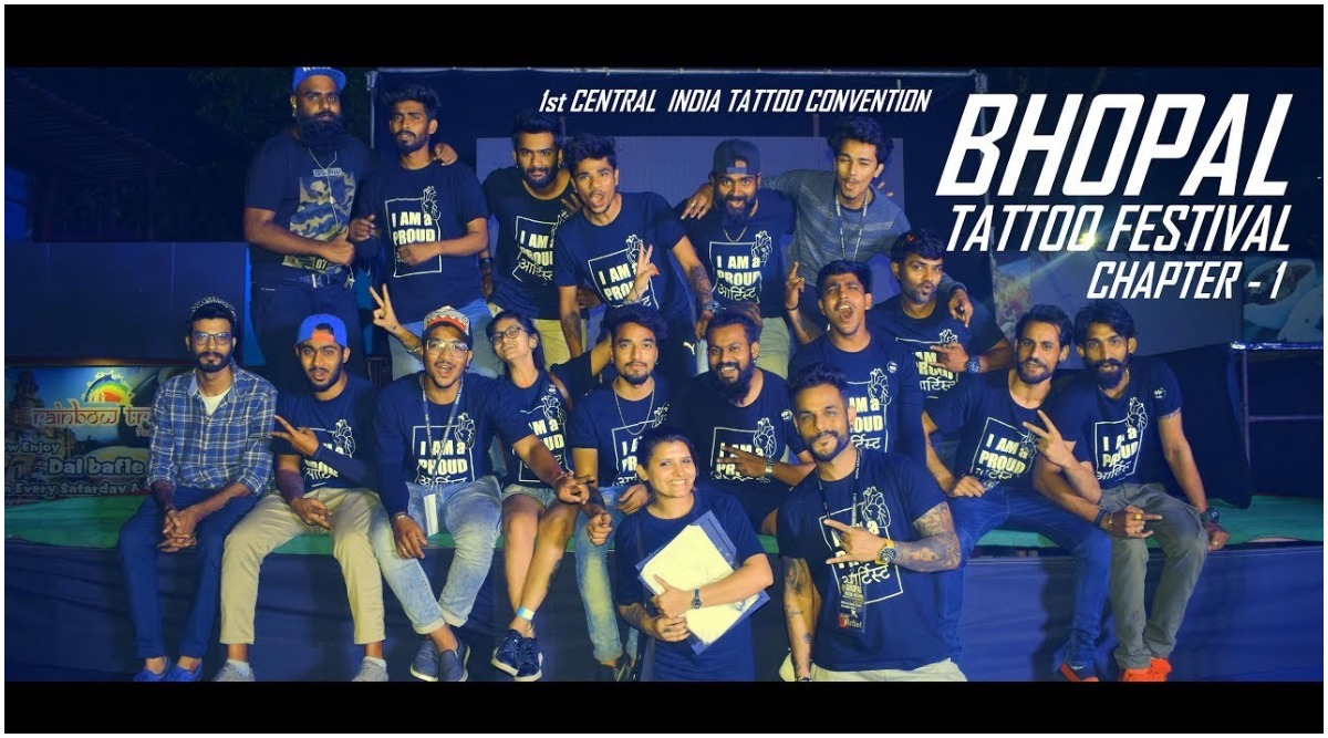 Read How Aakash Chandani Is Dedicating His Life to Popularise Tattooing at Regional Level