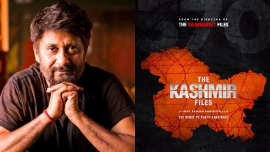 The Kashmir Files: Vivek Agnihotri to Begin Shooting the First Schedule of His Film on Kashmiri Pandit Genocide