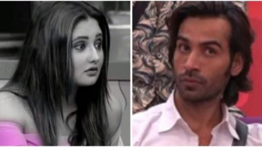 Bigg Boss 13: Was Arhaan Khan Ignoring Rumoured Girlfriend Rashami Desai?