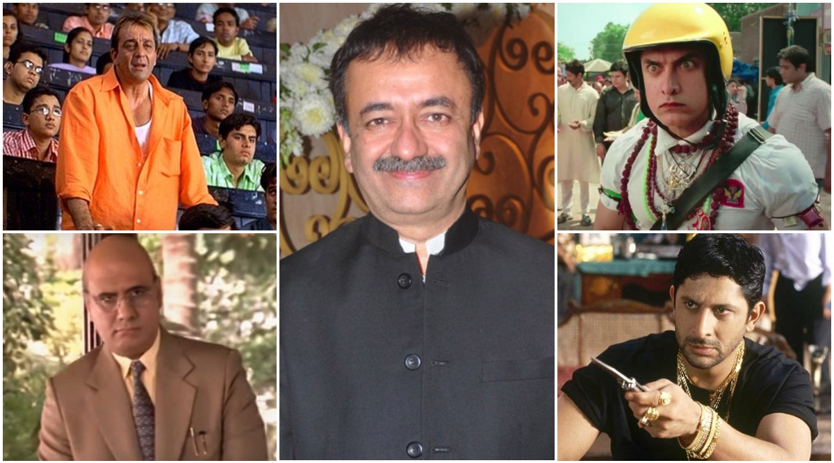 Rajkumar Hirani Birthday Special: 8 Most Memorable Characters That the Sanju Director Gave to Cinema