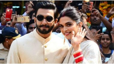 Deepika Padukone and Ranveer Singh Let their Hair Down at her Friend's Sangeet Ceremony in Bengaluru (Watch Video)