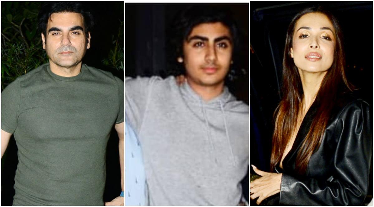 Arbaaz Khan, Malaika Arora and Family Members Come Together to Celebrate Arhaan Khan's 17th Birthday (View Pics)