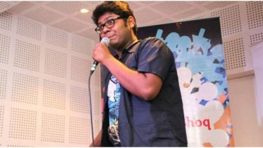 #MeToo India: Comedian Utsav Chakraborty Reveals Proof of 'Doctored' Sex Chats That Put Him in Trouble; Alleged Audio Clip of a Lawyer Threatening Him Also Goes Viral